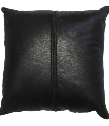 Nguni Cushions_Black-mock-suede