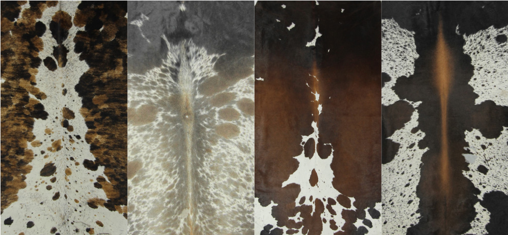 Nguni Cowhides_Tri-colour cover