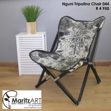 Nguni Tripolina Chair 044