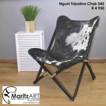 Nguni Tripolina Chair 045