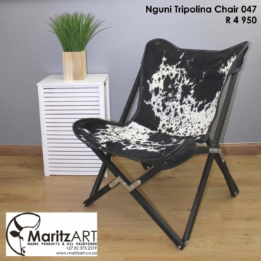 Nguni Tripolina Chair 047
