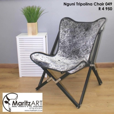 Nguni Tripolina Chair 049