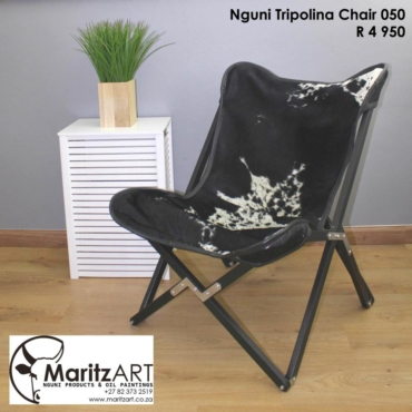 Nguni Tripolina Chair 050
