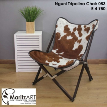 Nguni Tripolina Chair 053