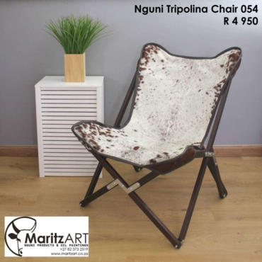Nguni Tripolina Chair 054