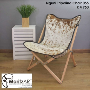 Nguni Tripolina Chair 055